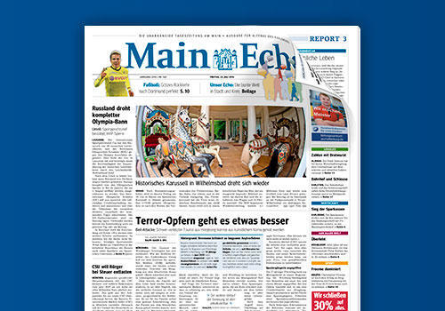 Main echo kennenlernen