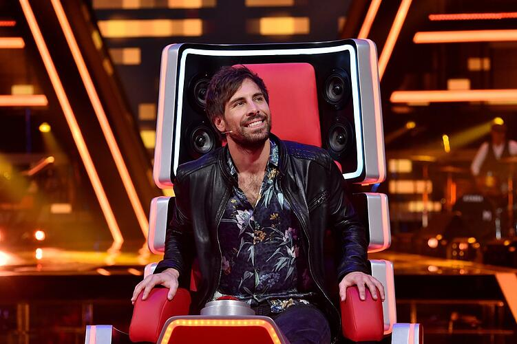 Max Giesinger The Voice