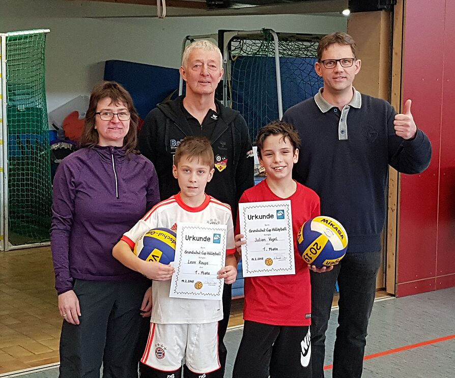 1e9a3a7d4b01ee Volley-Grundschul-Cup 2019