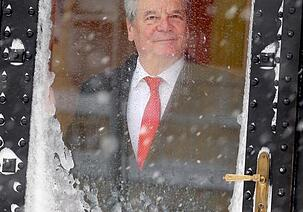 Gauck in Kroatien
